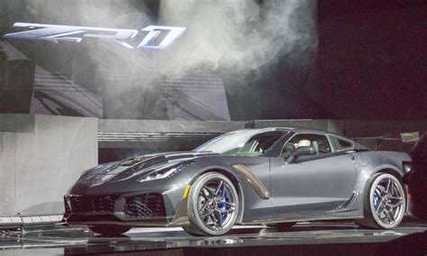 Motor Show 2019 :  2019 Chevrolet Corvette Zr1