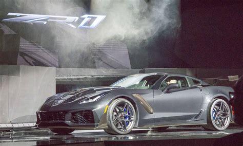 Auto Show 2019 :  2019 Chevrolet Corvette Zr1