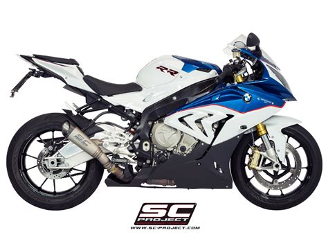 Sc Project Exhaust Bmw S1000rr S1 Silencer 20152016