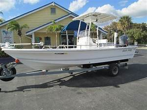 Sea Pro Sv2100 Cc Boats For Sale