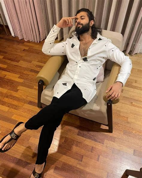 Vijay is most famous for his incredible and fabulous outfits. Vijay Devarakonda stunning in Kunal Rawal outfit ...