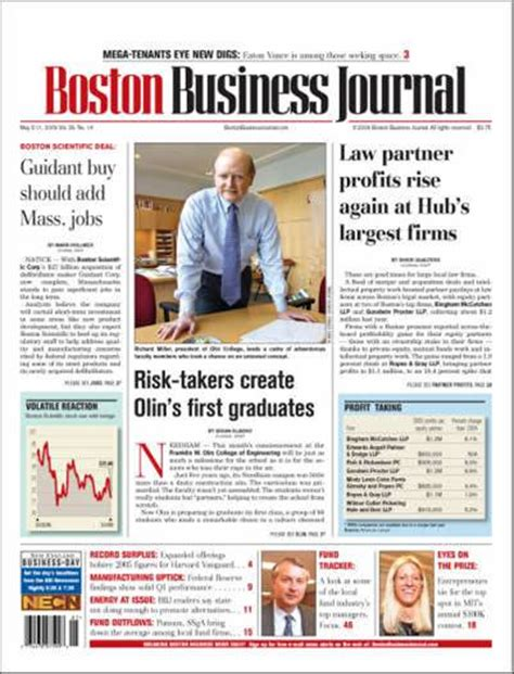 Drz Boston Business Journal Article