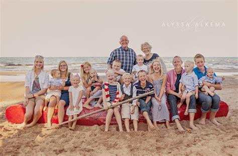 Alkema Family A Nautical Themed Family Photo Session