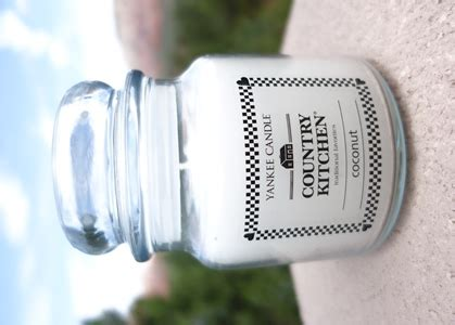 country kitchen yankee candle coconut quot country kitchen quot yankee candle candle find 6184