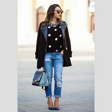 Dots For Stylish Look 19 Outfit Ideas  Style Motivation