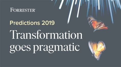 Technology predictions for 2019 from Forrester | InfotechLead