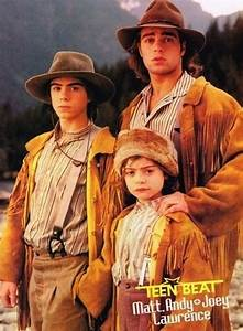 from Teen Beat magazine: Matt, Andy & Joey Lawrence in ...
