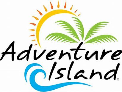 Adventure Island Clipart Svg Park Water Tampa