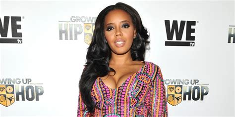 Angela Simmons Confirms Her Pregnancy