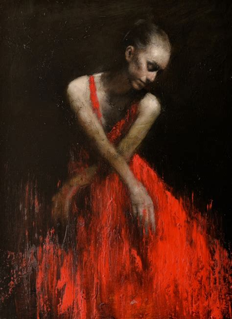 Contemporary figurative art by Mark Demsteader - Ego ...