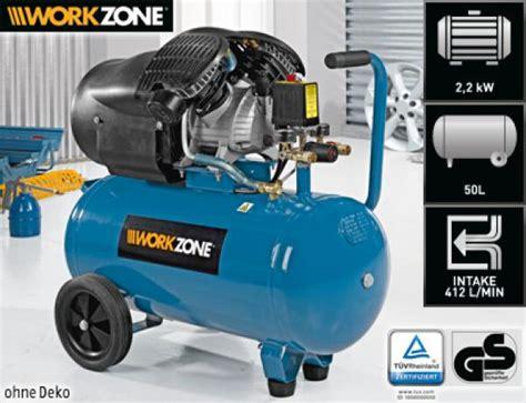 Workzone® Kompressor, Ca 50 L Von Aldi Süd Ansehen