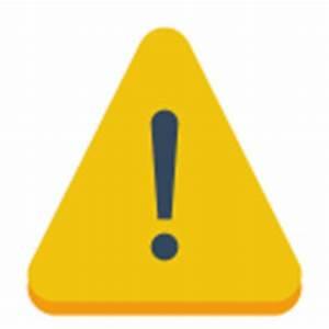 Warning Icon | 100 Flat Iconset | GraphicLoads