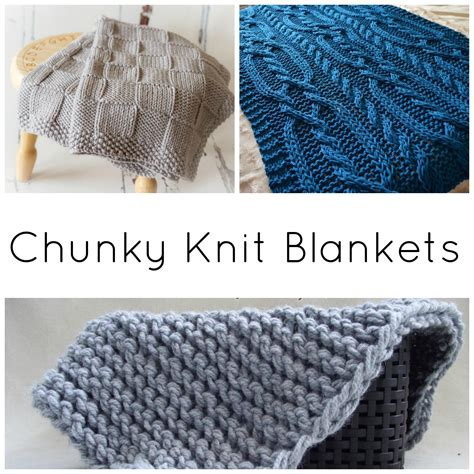 how to knit chunky blanket image gallery knitted blankets