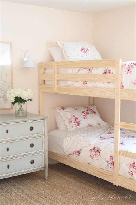 It has a simple angular design that is suited for a corner wall in a room that is brightly lit. My Five Favorite Ideas for Decorating Kids' Rooms   Driven by Decor