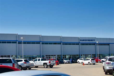 Vandergriff Chevrolet Arlington Tx by Vandergriff Chevrolet Cantera Design