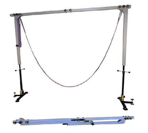 Folding Boat Lift by Foldable Boat Lift System Brownell Boat Stands Inc