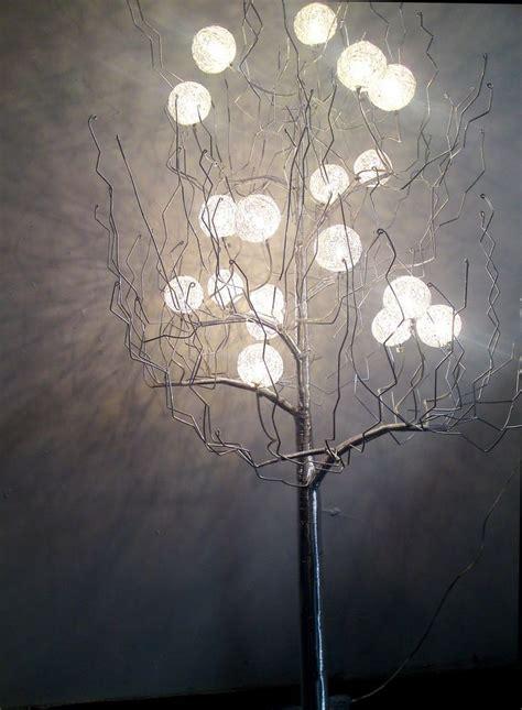 tree branch floor lamp lighting  ceiling fans
