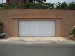 Porte De Garage Sectionnelle Latérale : porte de garage sectionnelle lat rale install e antibes 06 nice cannes 06 ~ Melissatoandfro.com Idées de Décoration