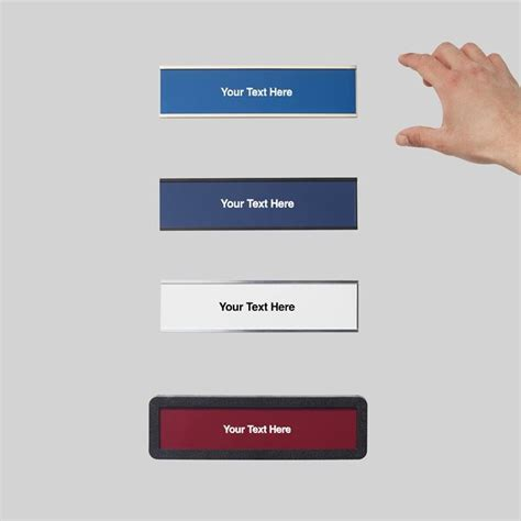 Name Plates Office Door Signs Suite And Office Door Office Door Signs Door Name Plates Vistaprint