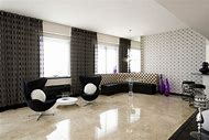 Modern Living Room Marble Floor Tiles