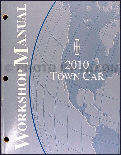 1998 lincoln town car original repair shop manual 2 volume set 98 workshop oem ebay 2010 lincoln town car repair shop manual original