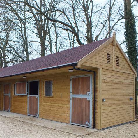 equestrian buildings jon william stables uk