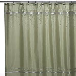Mint Curtains Bed Bath And Beyond by Croscill Glow 72 Quot W X 72 Quot L Shower Curtain Mint Bed