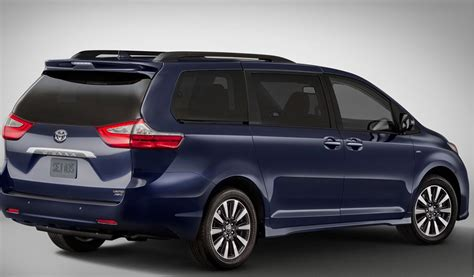toyota sienna redesign release date review toyota