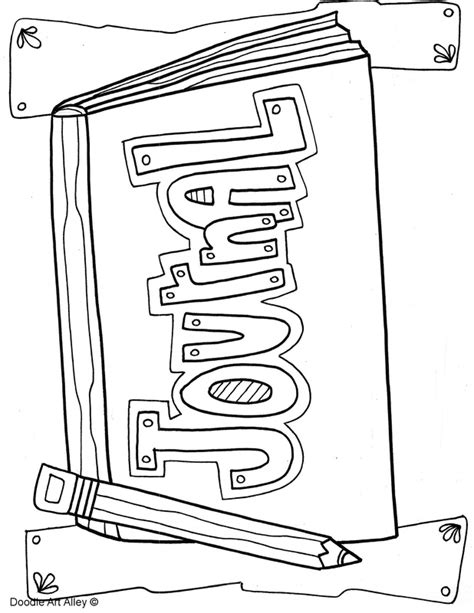 printable binder cover templates sketch coloring page