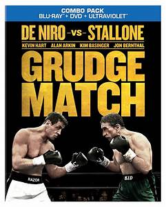 """Grudge Match"" Arrives Onto Blu-ray Combo Pack, DVD and ..."