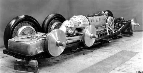 Mercedes T80 by Mercedes T80 Type 80 Machine Press
