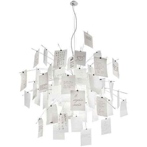 zettelz  chandelier stardust