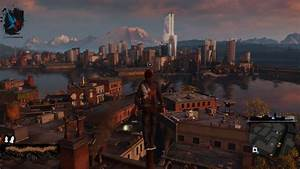 New Infamous Second Son In Game GIF Screenshots Show