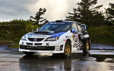 Subaru Rally Car Wallpapers