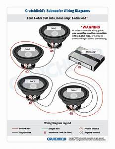 Speaker Ohm Wiring Diagram