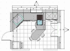 plan d une cuisine petite cuisine tous les plans de With plan d appartement 3d 7 cuisine lineaquattro en u