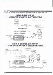 Msd 6al Part Number 6420 Wiring Diagram Collection
