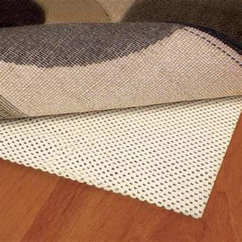 area rug pad nonslip underlay area rug pad non skid slip pads ebay
