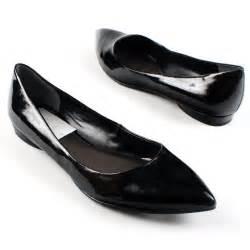 Black Flat Dress Shoes Women