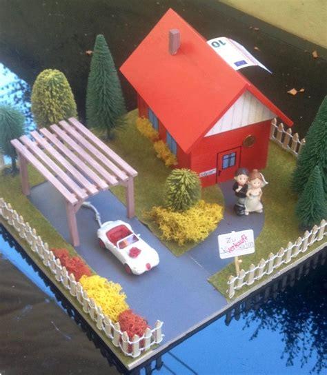 Geldgeschenke Zum Hausbau by Kreatives Hochzeitsgeschenk Geldgeschenk Zum Hausbau
