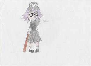 Soul Eater - Little Crona by wubsontoast on deviantART
