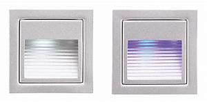 Saxby Design Led Interior Recessed Wall Guide Light 1w Led