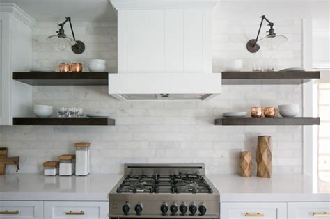 The Benefits Of Open Shelving In The Kitchen Hgtvs