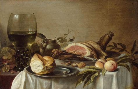 17th century cuisine file pieter claesz still wga4968 jpg