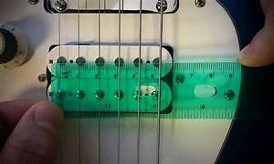 How Do I Check My String Spacing On My Guitar