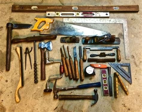 essential woodworking hand tools list  woodworkers