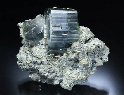 Apatite Panasqueira Reference Number Portugal Mineral Siderite