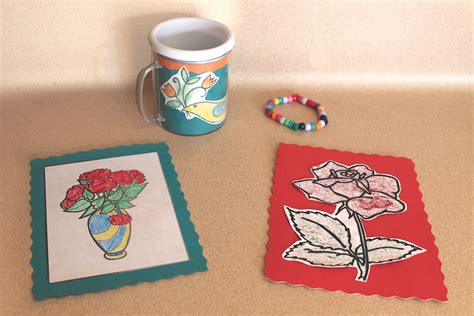 craft activities  elderly nursing home residents