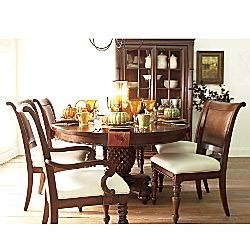 chris madden dining table kitchen furniture from jc penny hutch sideboard and