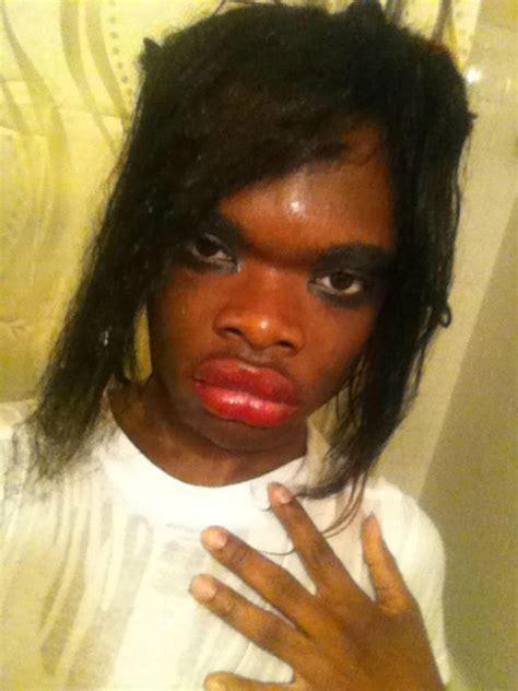 Ugly Black Girls Makeup